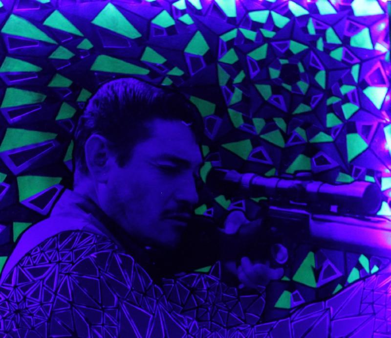 Javier Solís por AXR